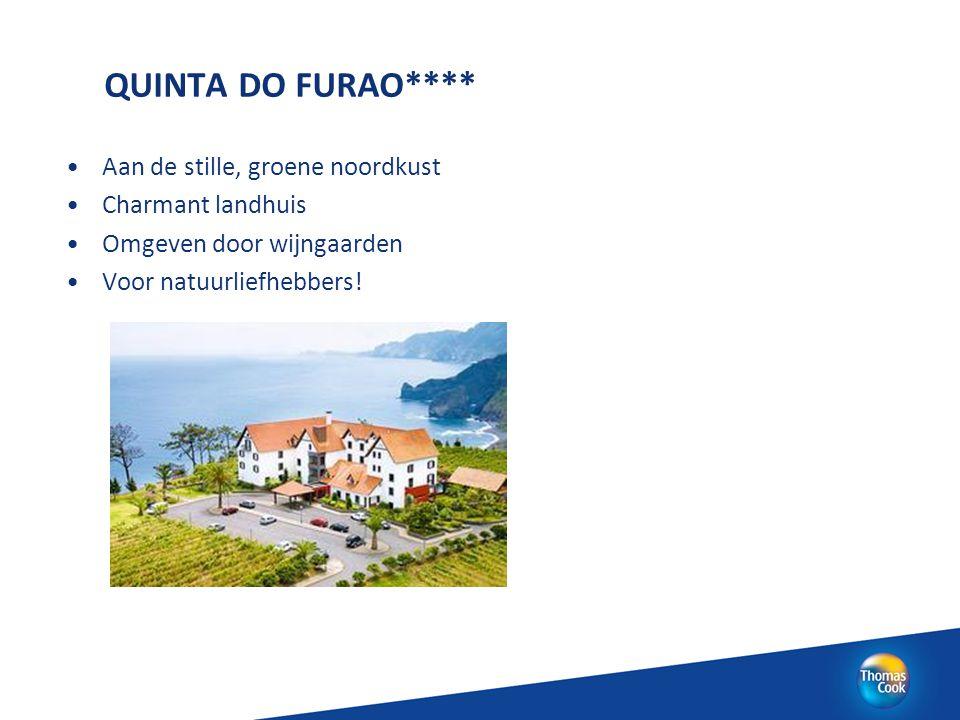 QUINTA DO FURAO**** Aan de stille, groene noordkust Charmant landhuis Omgeven door wijngaarden Voor natuurliefhebbers!