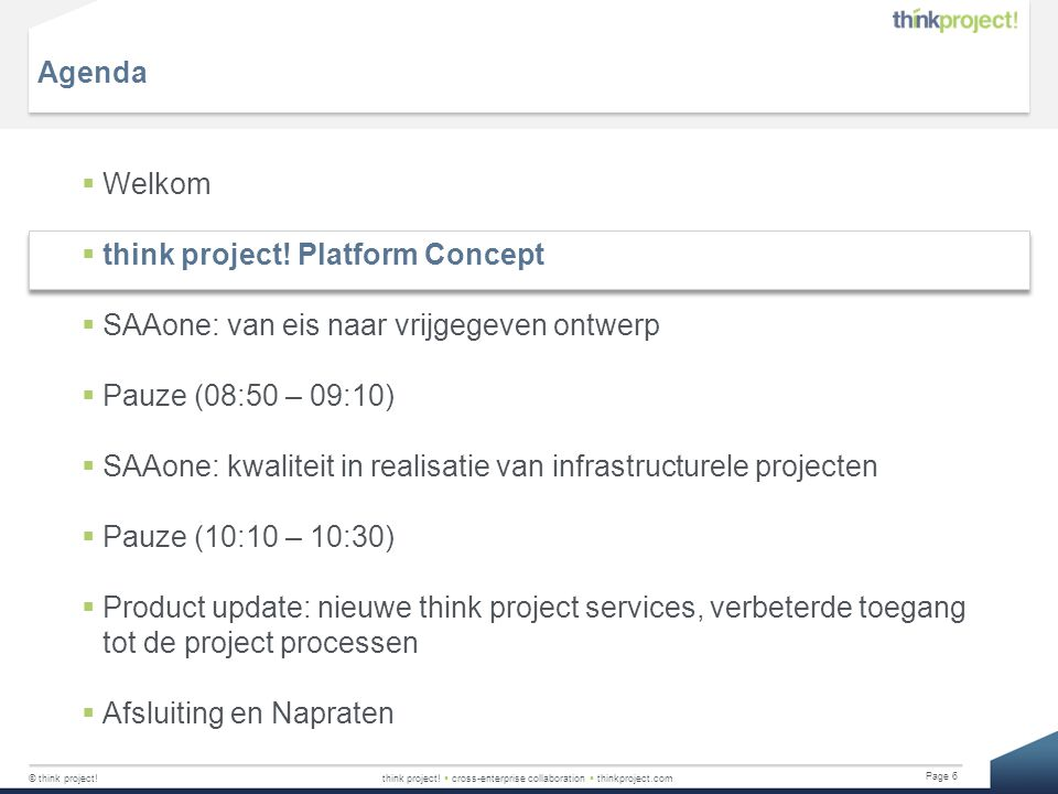 © think project!think project.