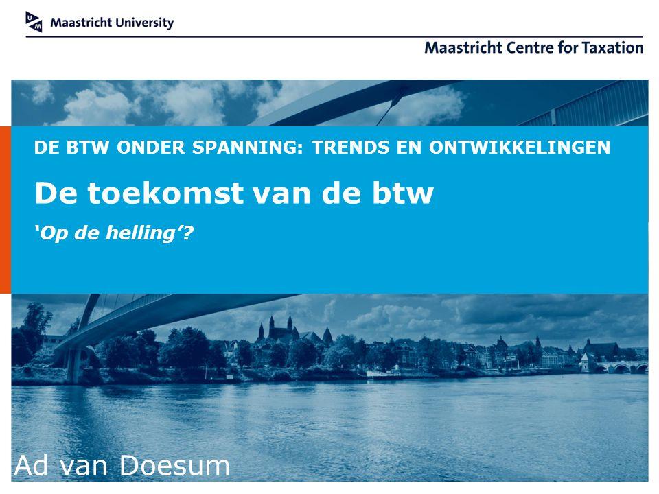 Op de helling…