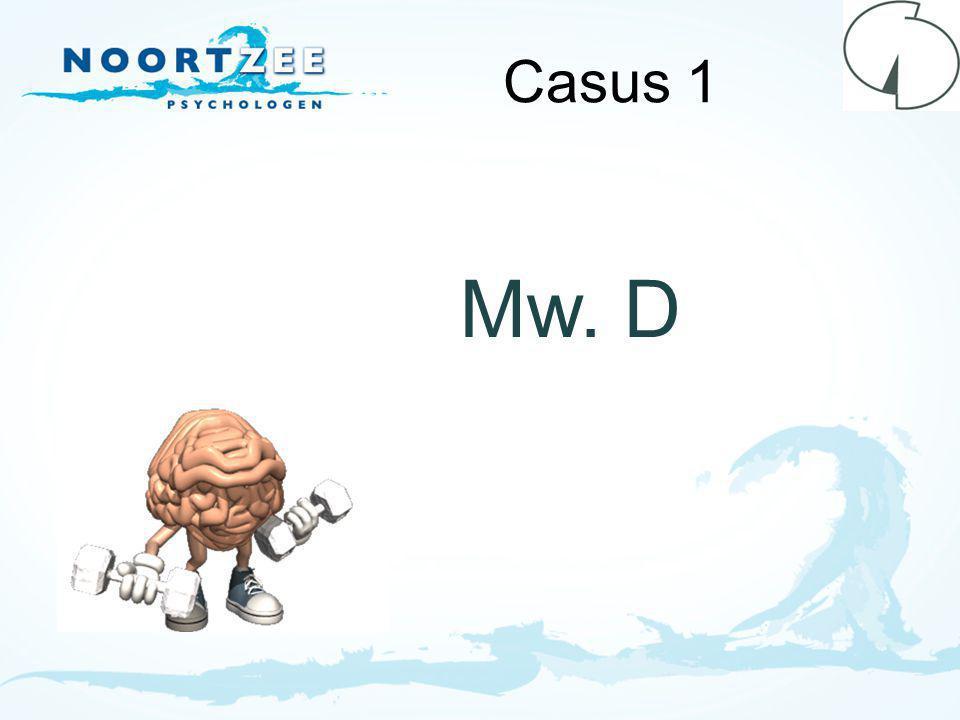 Casus 1 Mw. D