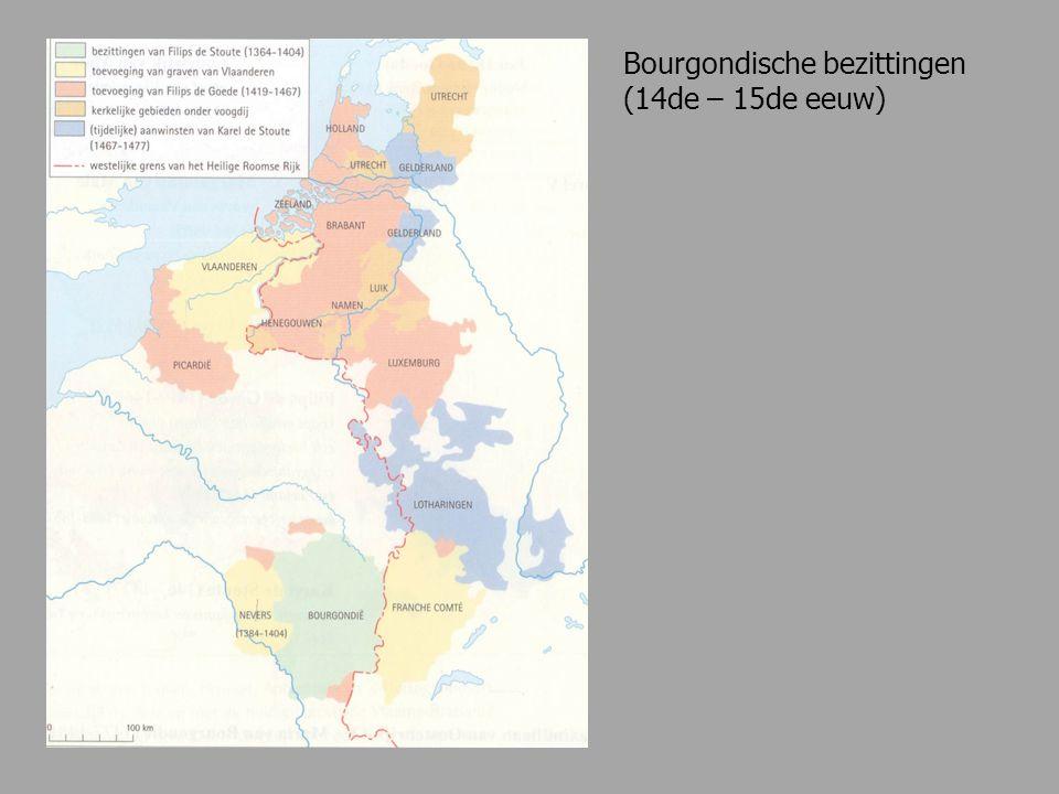 Stamboom van de Bourgondische hertogen