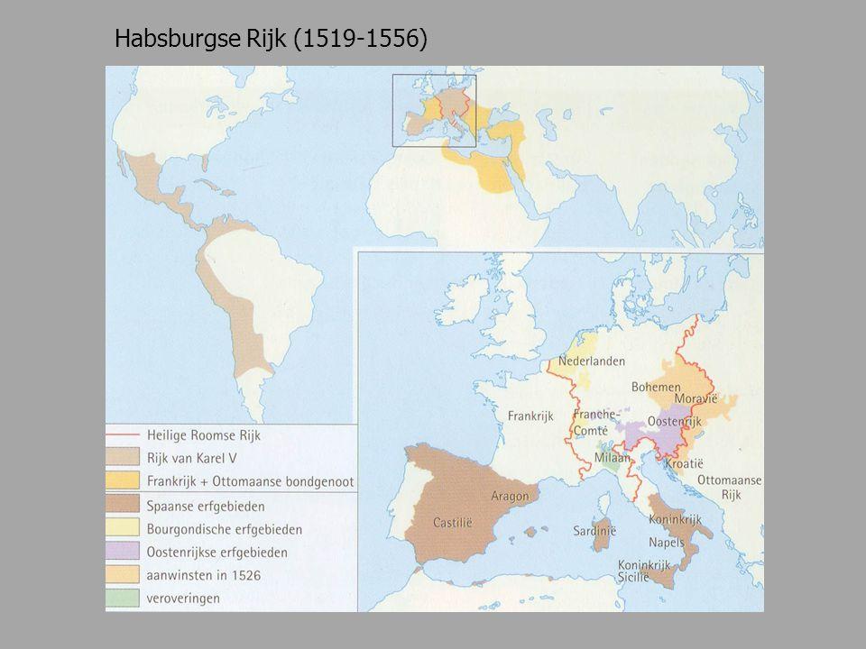Habsburgse Rijk (1519-1556)