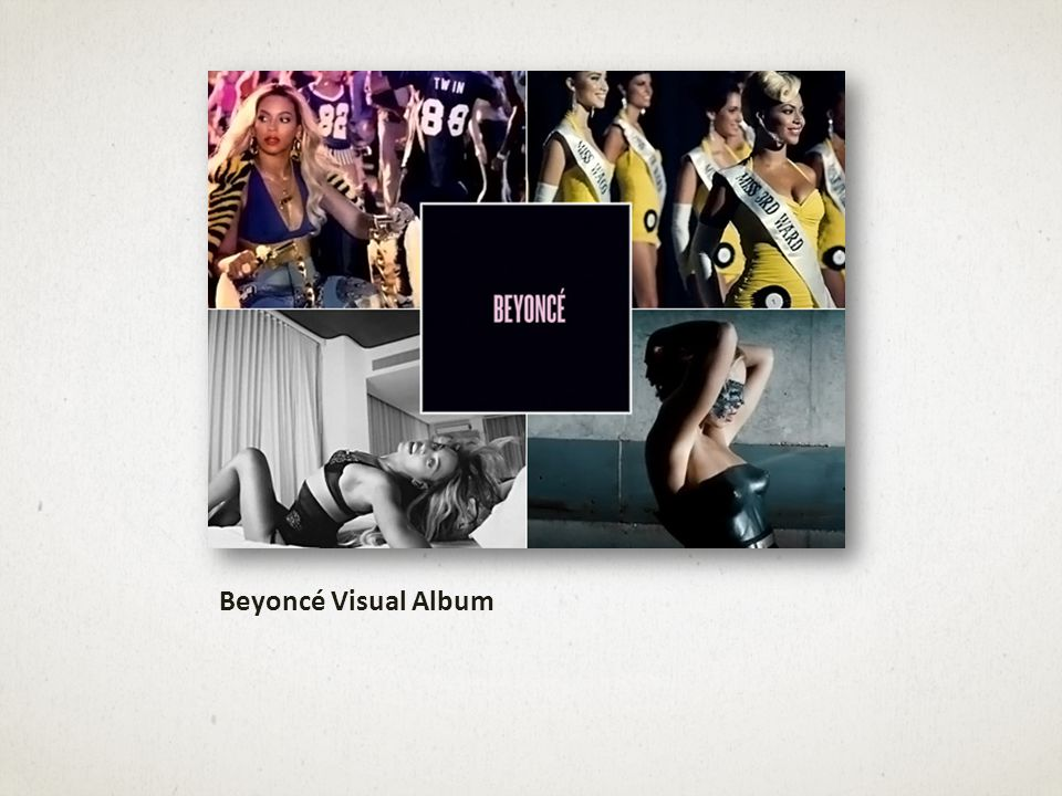 Beyoncé Visual Album