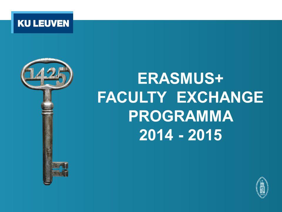 5.Wie komt in aanmerking voor Erasmusuitwisseling.