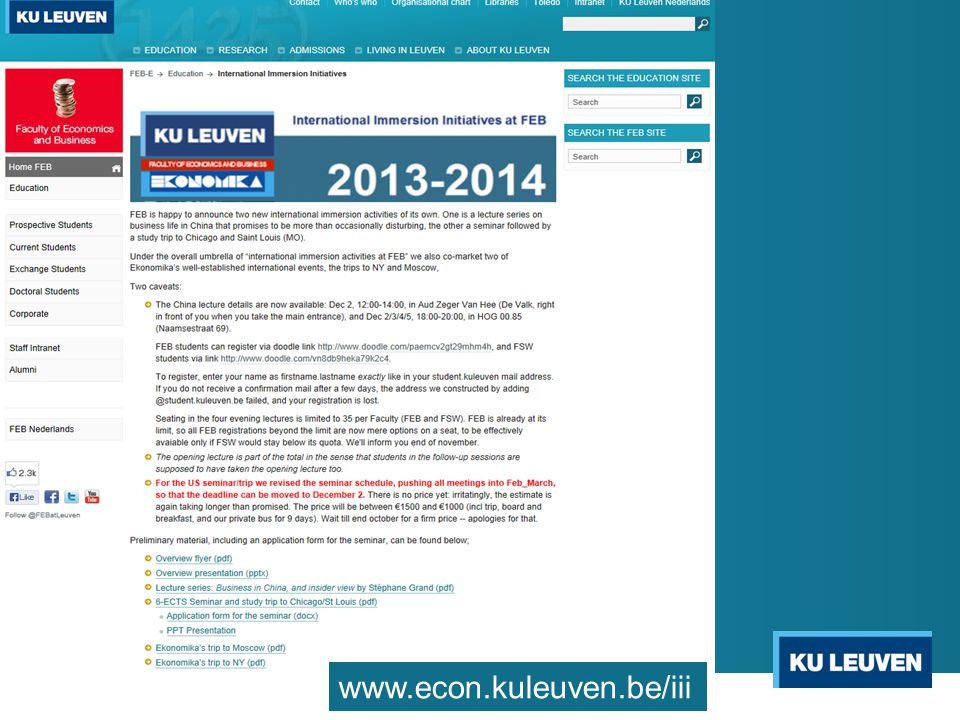 www.econ.kuleuven.be/iii