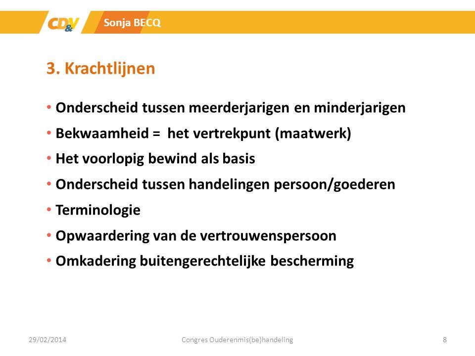 5.Wat. De rechterlijke bescherming (bewind) -Publiciteit (art.