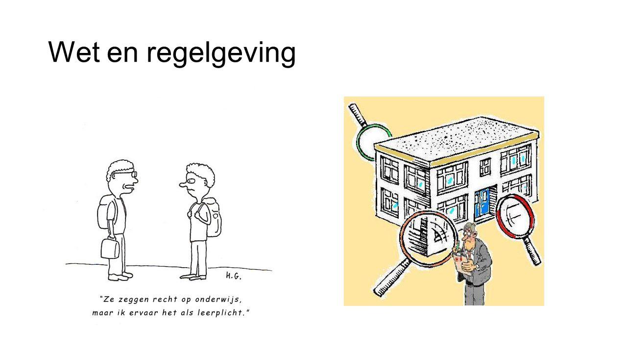 Wet en regelgeving