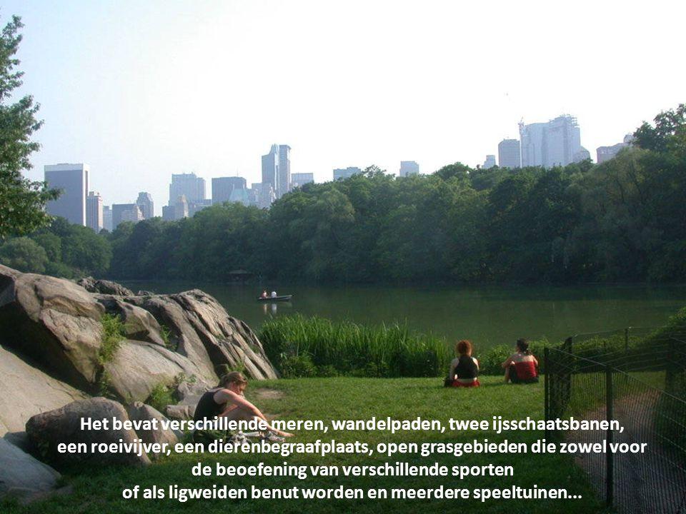 De aanleg van het park nam 16 jaar in beslag, waarin in aanvang ruim 500.000 bomen en planten werden geplant...