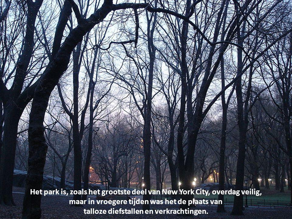 Het park is een veelbezochte rustplaats voor trekkende vogels en daarom ook populair bij vogelaars.