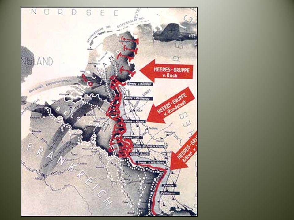 NL Hitler dacht Nederland wel in 1 dag in te nemen Dan snel België en Frankrijk inpikken.
