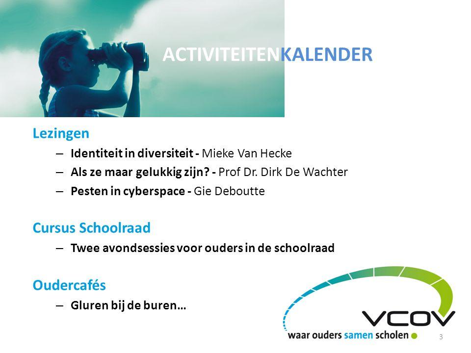Lezingen – Identiteit in diversiteit - Mieke Van Hecke – Als ze maar gelukkig zijn.