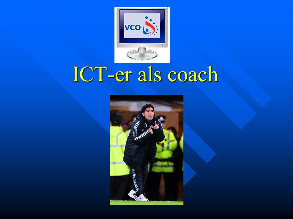 ICT-er als coach