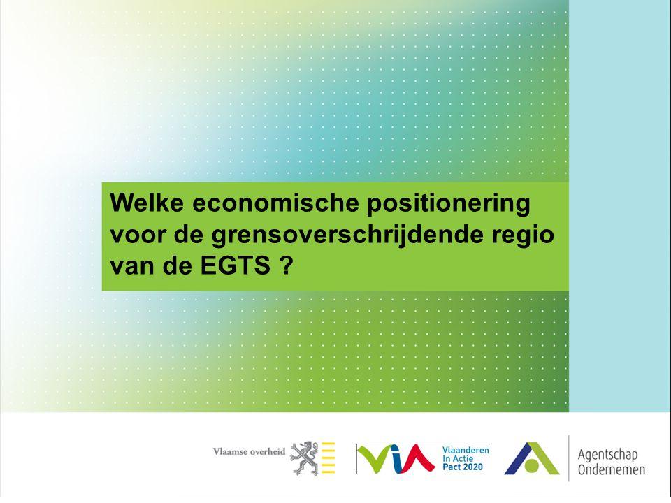 Welke economische positionering voor de grensoverschrijdende regio van de EGTS ?