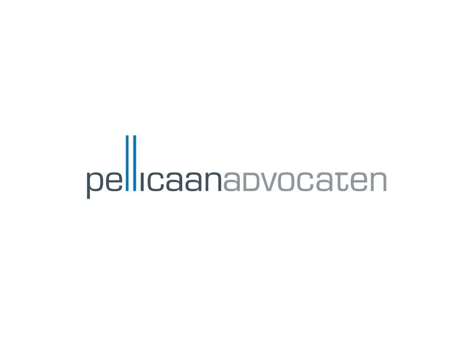 Advocatenkantoor, sparring partner, trusted advisor Pragmatisch, betrokken en klant centraal Advies en procespraktijk Focus arbeidsrecht en ondernemingsrecht Onderverdeling in branchegroepen Concept van één kantoor met vier vestigingsplaatsen Pellicaan Advocaten – wie zijn wij?