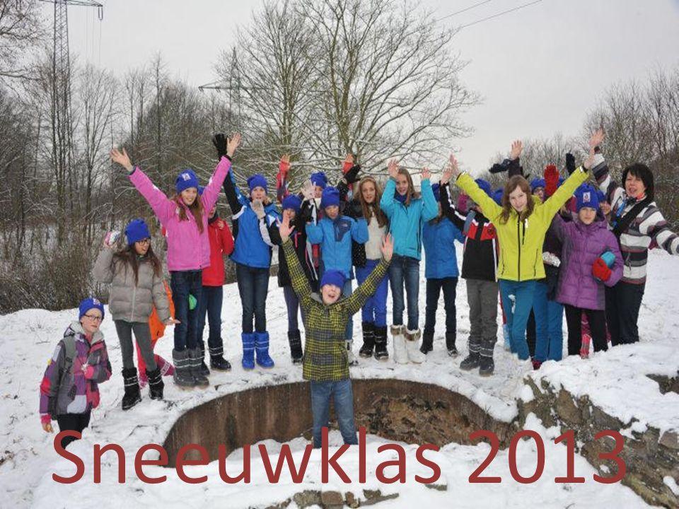 Sneeuwklas Sneeuwklas 2013