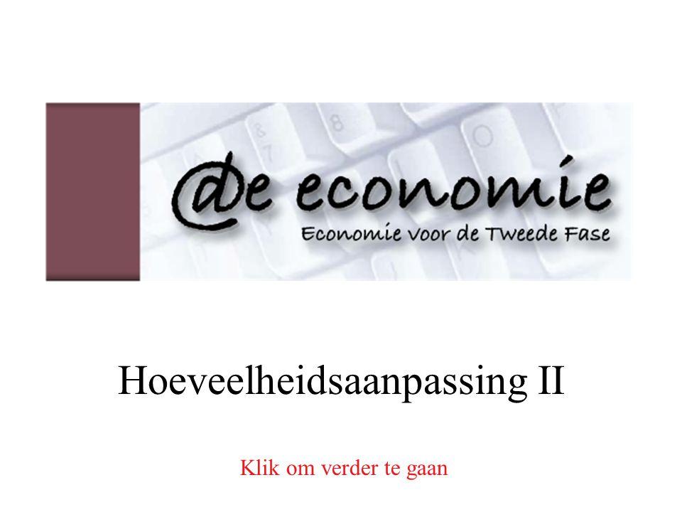 Vraag 4 In de bedrijfseconomie hanteren ze het begrip 'kostprijs'.