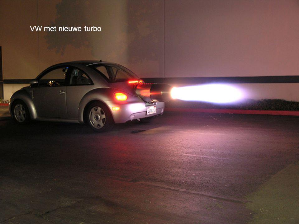 VW met nieuwe turbo
