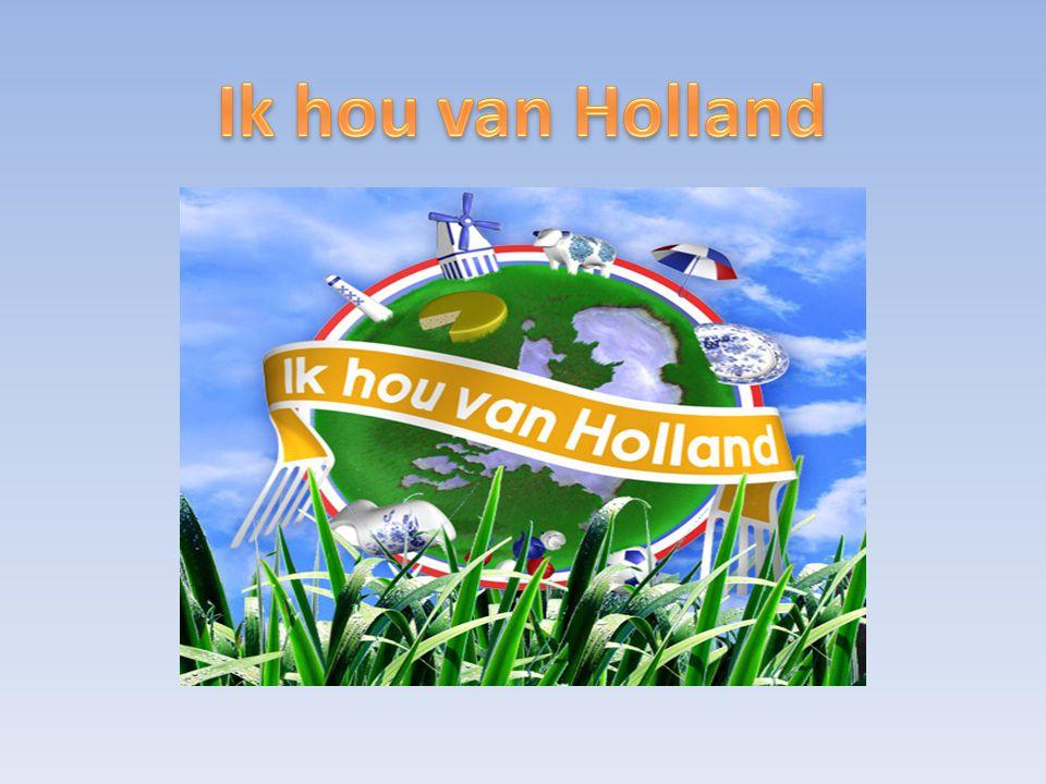 - Wat is ik hou van Holland -De spellen
