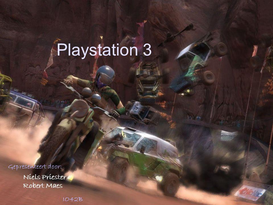 Inhoudsopgave Wat is de Playstation 3 .Wat heeft de Playstation 3 te bieden .