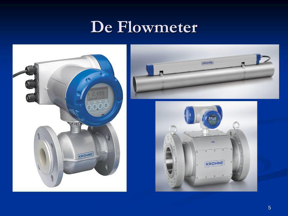 5 De Flowmeter
