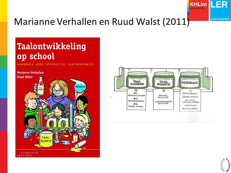 Marianne Verhallen en Ruud Walst (2011)