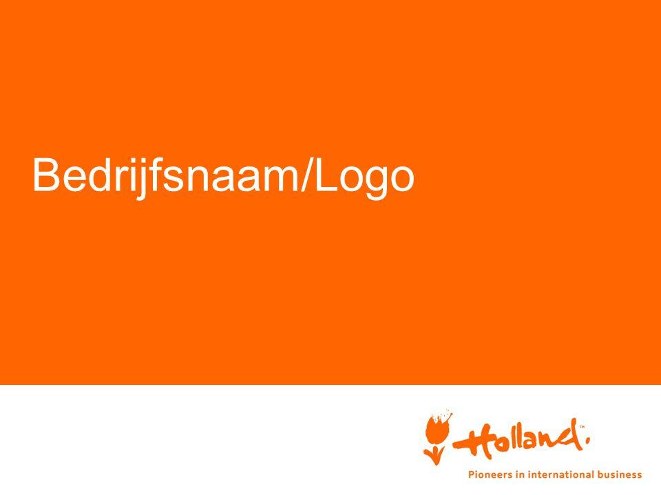 Bedrijfsnaam/Logo