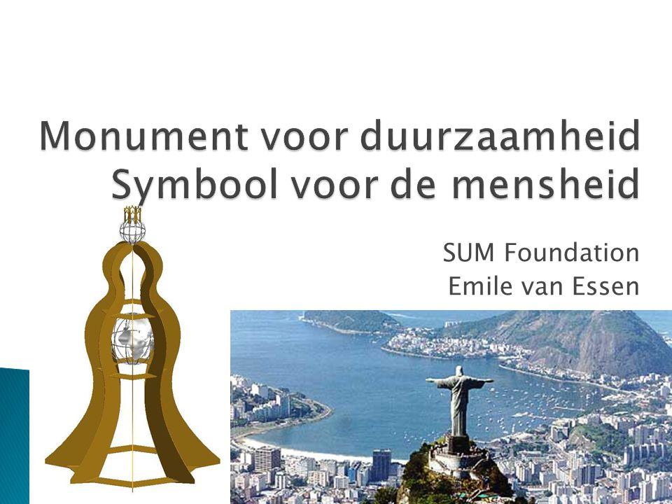 Oprichter World Sustainability Fund Eigenaar Global Human Commons Eigenaar Essential Technologies Eigenaar Essence-SUM SUM FOUNDATION