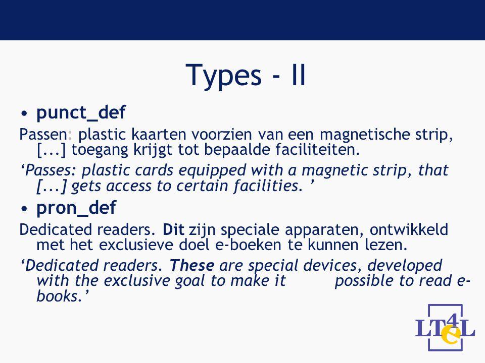 punct_def Passen: plastic kaarten voorzien van een magnetische strip, [...] toegang krijgt tot bepaalde faciliteiten.