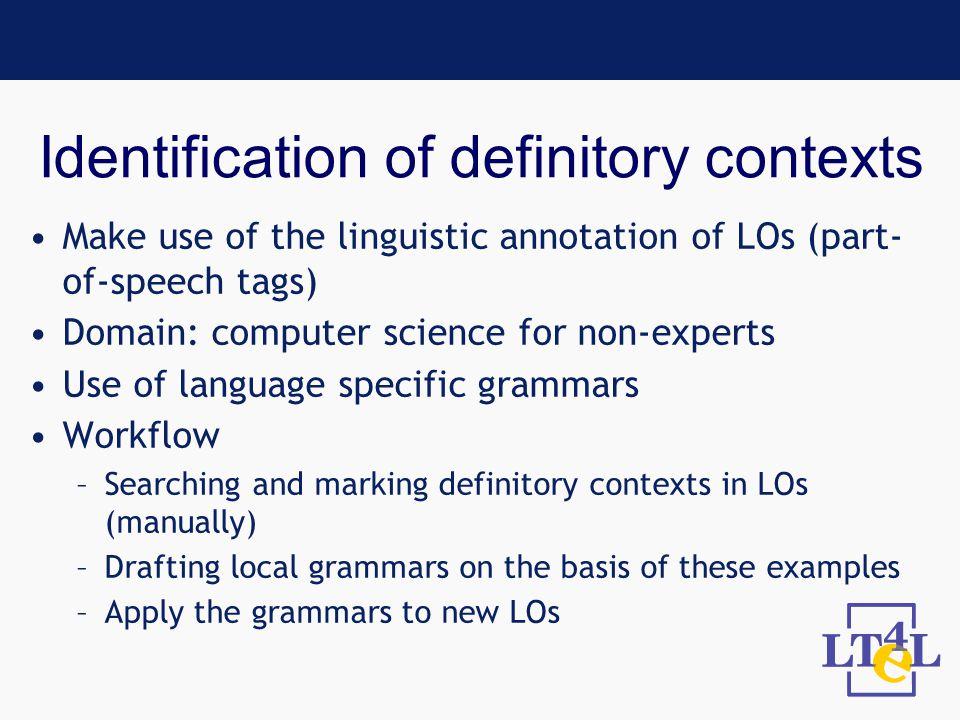 Een vette letter is een letter die zwarter wordt afgedrukt dan de andere letters. Grammar example