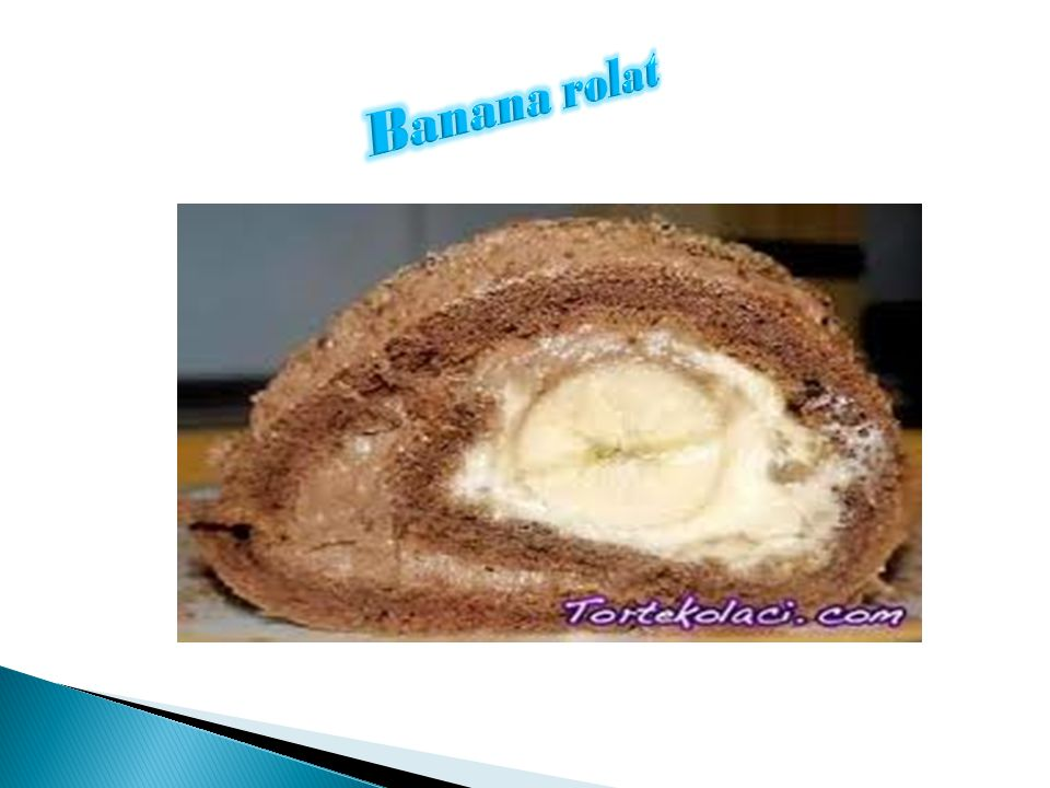  6 eieren  7 eetlepels kristal suiker  1 eetlepel poedersuiker  3 ½ eetlepel meel  3 ½ eetlepel cacao poeder  1 zakje bakpoeder  200g boter  1 pakje vanille pudding  1 pakje bananen pudding  2 bananen  150g pure chocolade