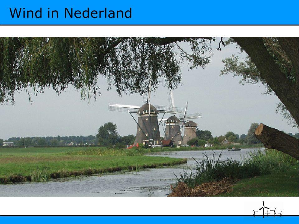 Wind in Nederland