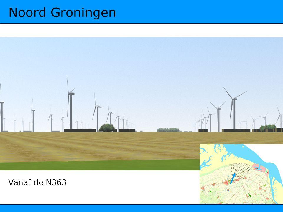 Noord Groningen Vanaf de N363