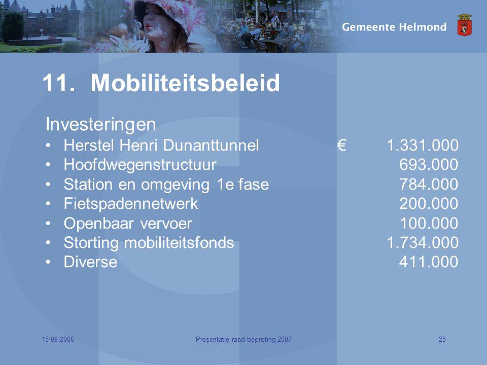 15-09-200625Presentatie raad begroting 2007 11.