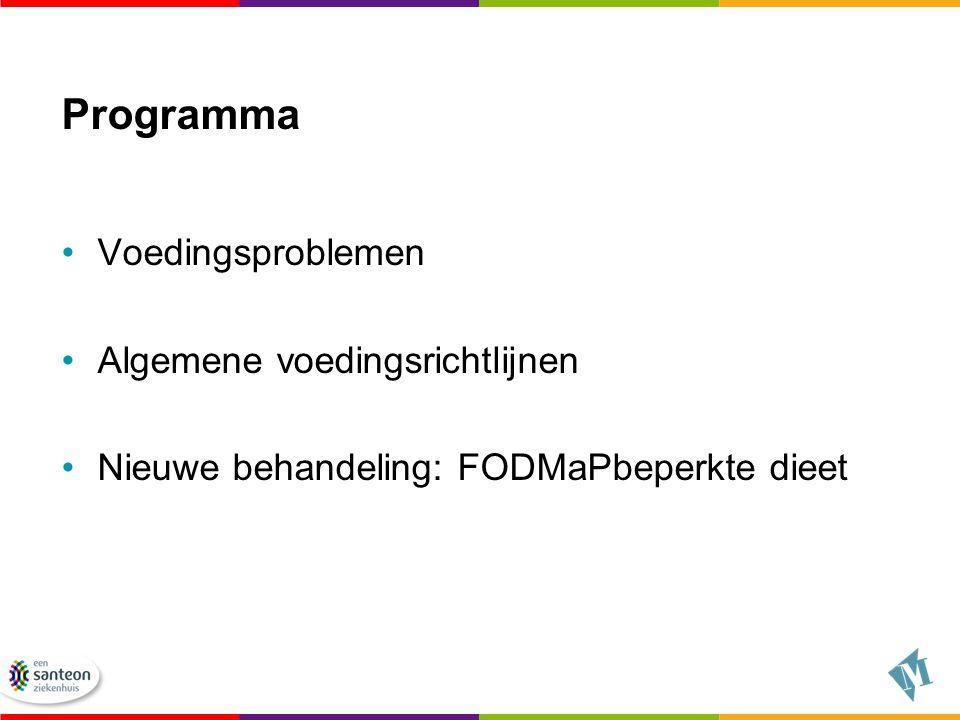 Het FODMaPbeperkte dieet in de praktijk a.