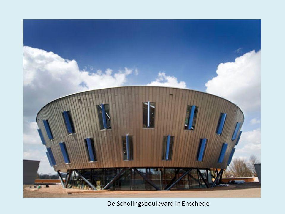 De Scholingsboulevard in Enschede