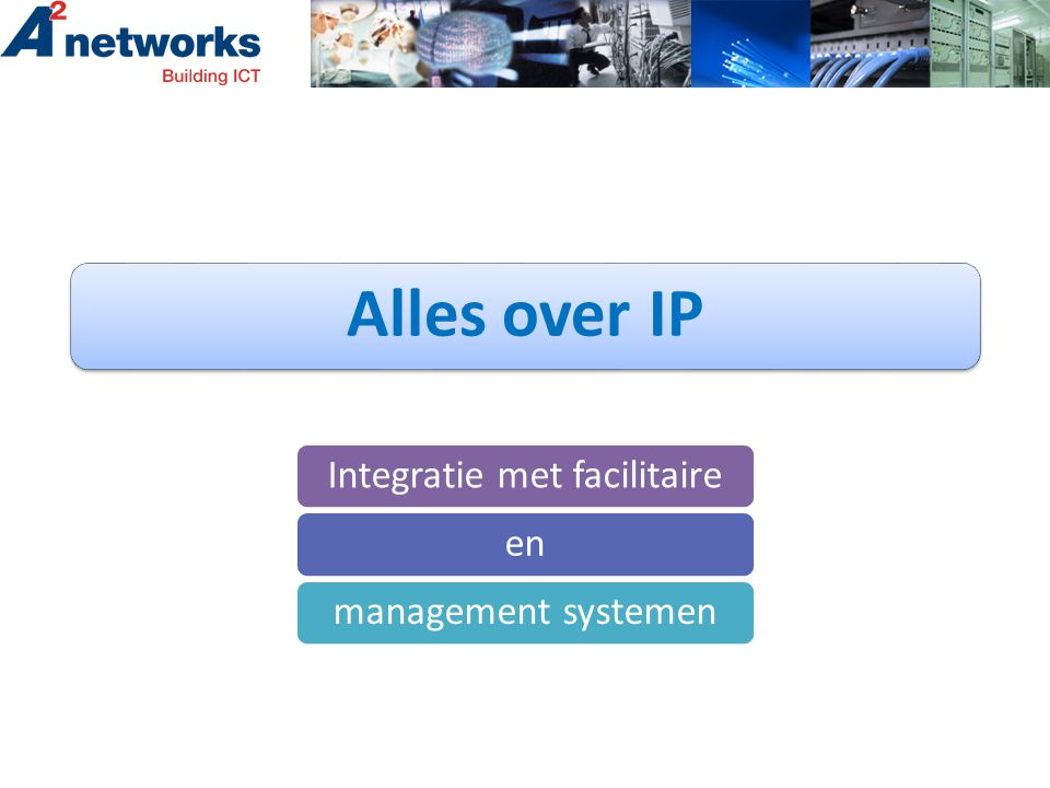 Alles over IP Integratie met facilitaireenmanagement systemen