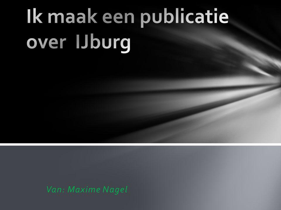 Van: Maxime Nagel