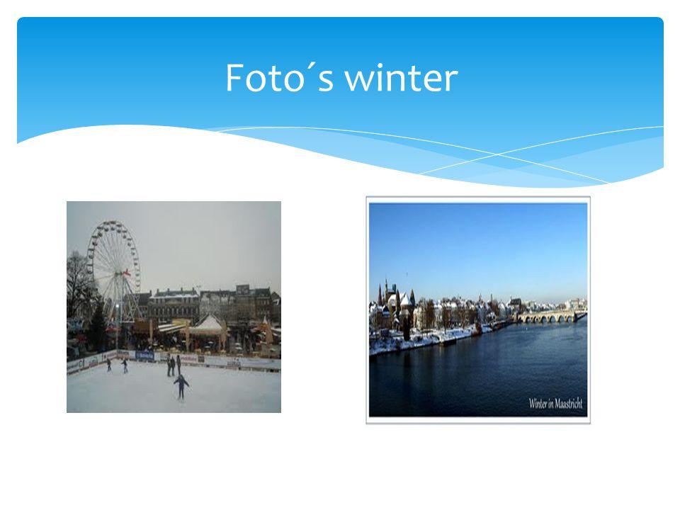 Foto´s winter