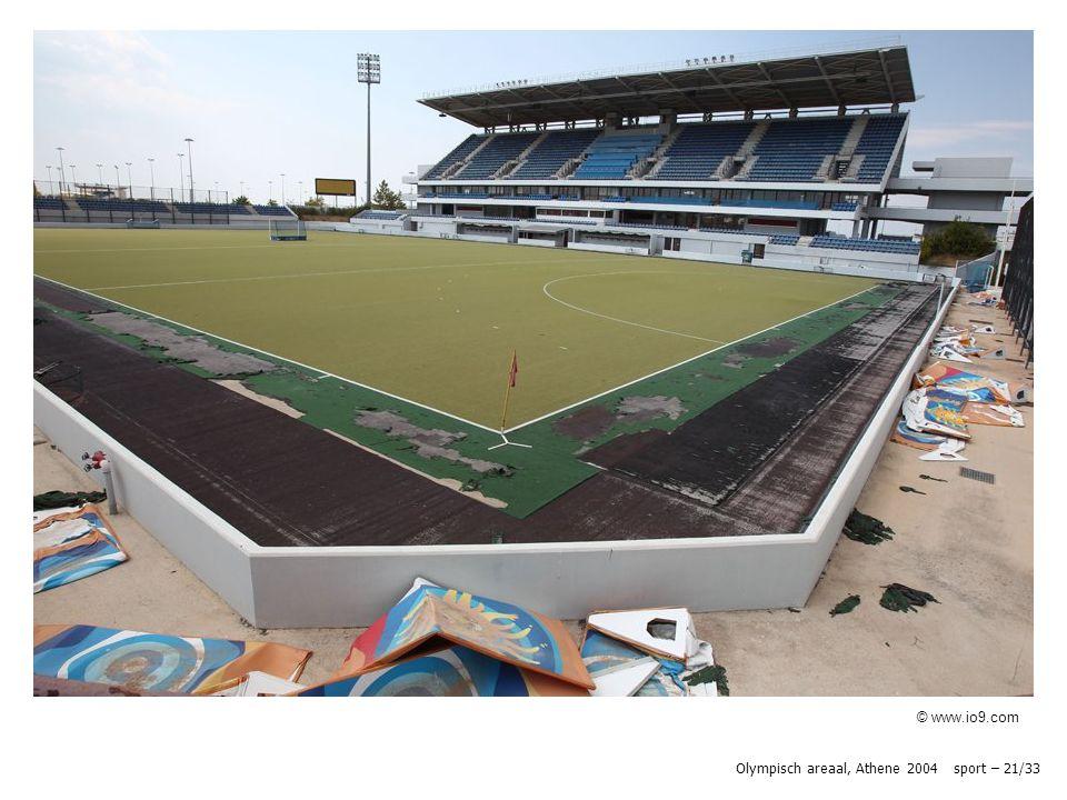 © www.io9.com Olympisch areaal, Athene 2004 sport – 21/33
