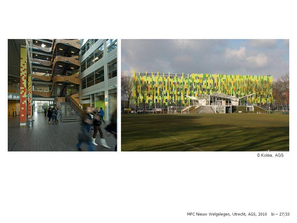 MFC Nieuw Welgelegen, Utrecht, AGS, 2010 bi – 27/33 © Kokke, AGS