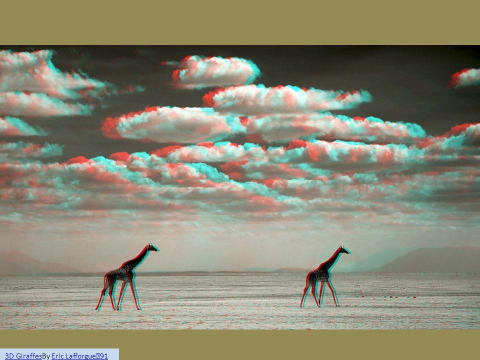 3D Giraffes3D GiraffesBy Eric Lafforgue ☆ 91Eric Lafforgue ☆ 91