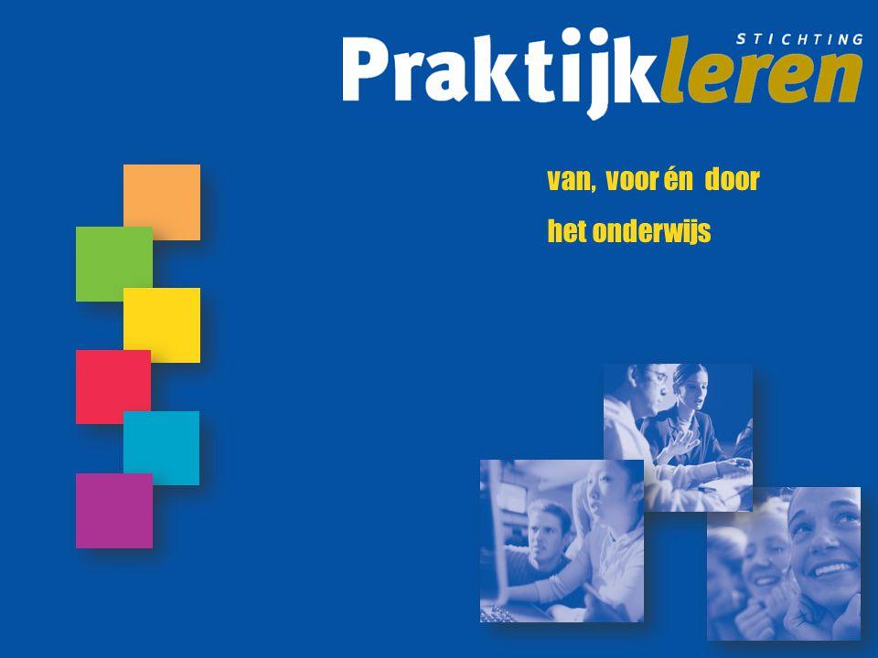 Landelijke docentendag Financiële beroepen 15 november 2013 Stichting Praktijkleren