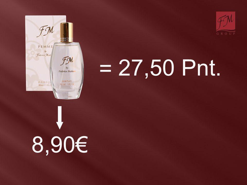 = 27,50 Pnt. 8,90€