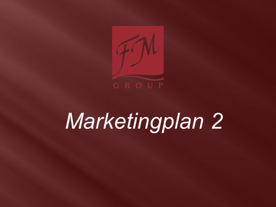 Marketingplan 2