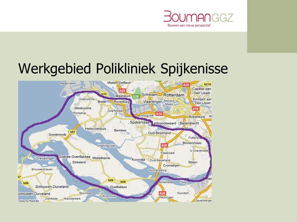 Werkgebied Polikliniek Spijkenisse