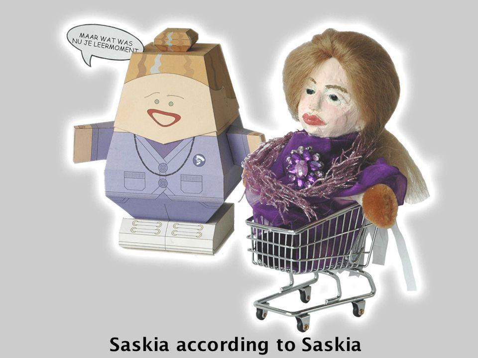 Saskia according to Saskia