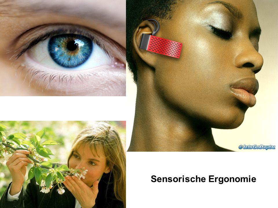 Sensorische Ergonomie