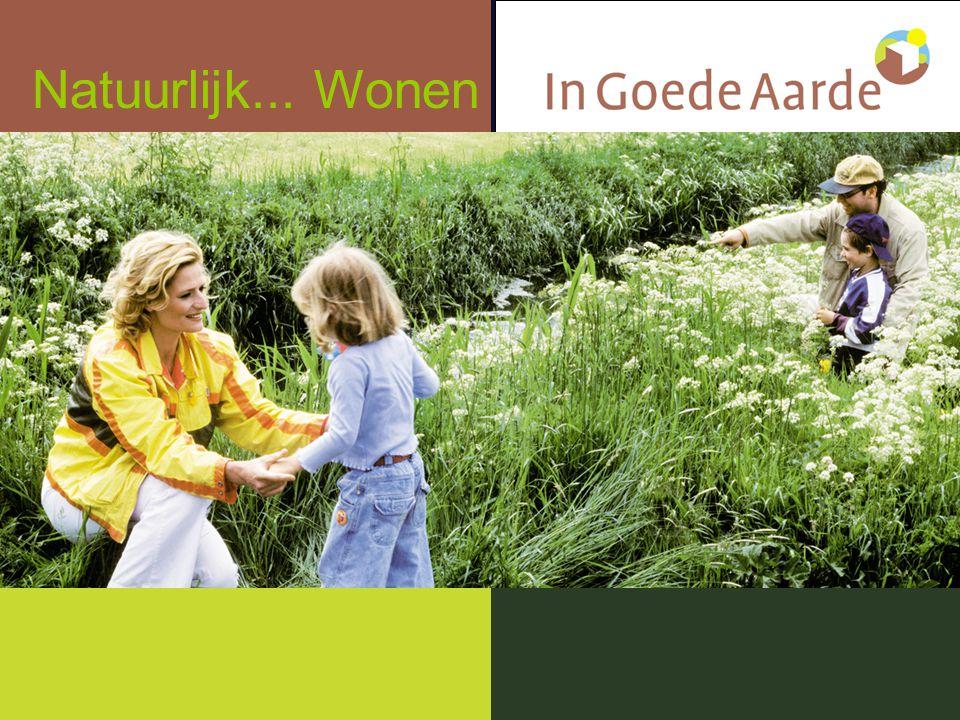 Openbare ruimte: sociaal en duurzaam Openbaar gebied: ambitie via DCBA, externe toetsing uitgevoerd Ontwerpen vanuit de eigenheid landschap en natuur Vlaamse landschapsarchitect Kansrijk ontwerpen: duurzaam, stadsecologie en ontmoeten Ontsnipperen en verbinden