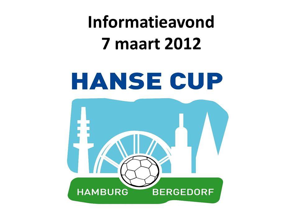 Informatieavond 7 maart 2012