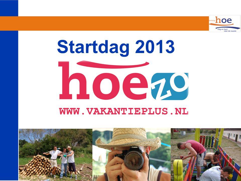 Startdag 2013